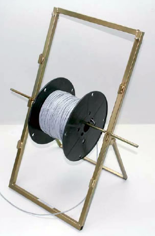 """Junior"" Easy-Kary  Wire Reel Holder"