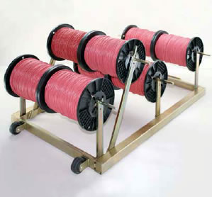"""Super"" Easy-Kary  Wire Reel Holder"